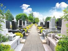 安心バリアフリーの墓域
